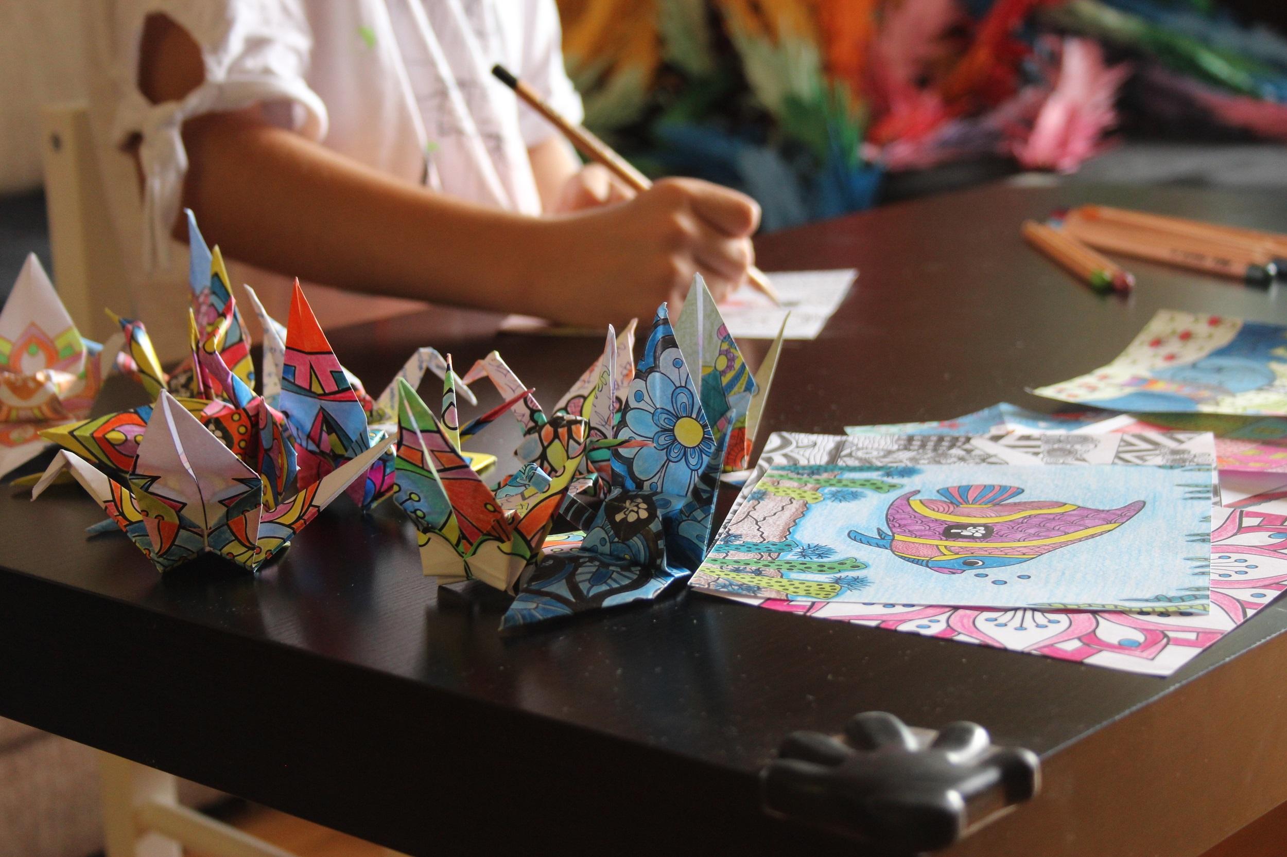 MGC origamis